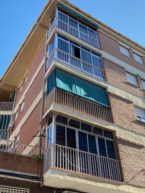 2020 Reparación de revestimientos en fachada en Motril