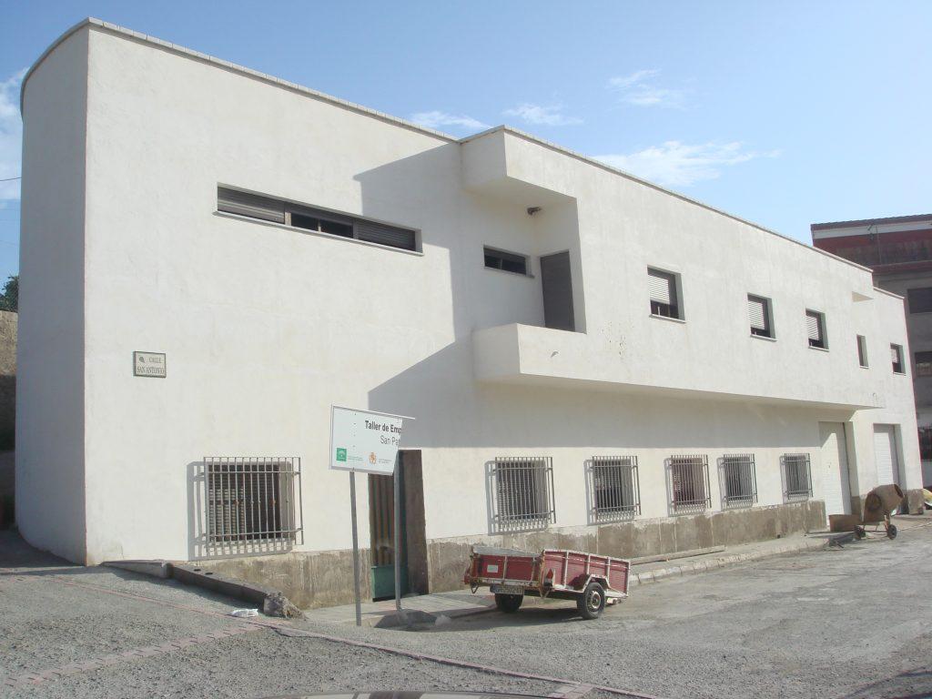 Edificio para la Guardia Civil en Albuñol